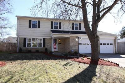 Virginia Beach Single Family Home New Listing: 3721 Silina Dr
