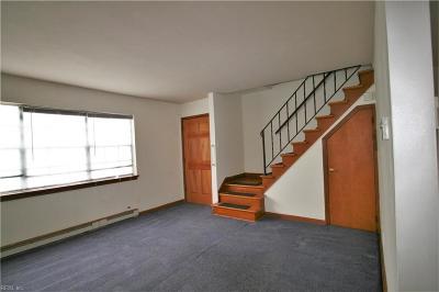 Norfolk Single Family Home New Listing: 3320 Lyons Ave
