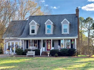 Virginia Beach Single Family Home New Listing: 2065 Vaughan Rd