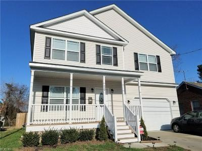 Hampton Single Family Home New Listing: 634 Bell St