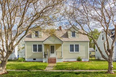 Norfolk Single Family Home New Listing: 416 E Ocean Ave