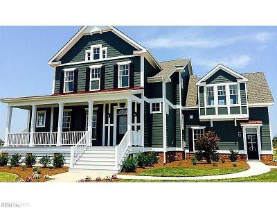 Virginia Beach Single Family Home New Listing: Mm Walnut - Ashby's Brg