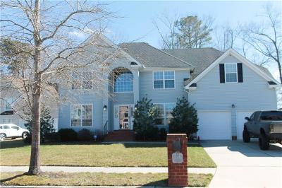 Virginia Beach Single Family Home New Listing: 3005 Clarke Dr