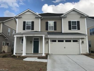 Virginia Beach Single Family Home New Listing: 1744 Wettenhall Dr
