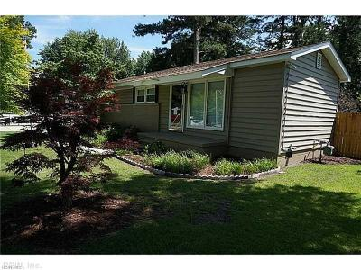 Portsmouth Single Family Home New Listing: 221 Park Manor Rd