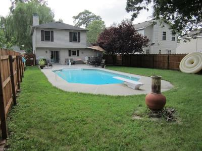 Virginia Beach Single Family Home New Listing: 1512 Winter Rd