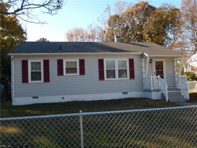 Hampton Single Family Home New Listing: 32 Hickory Hill Rd