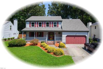 Hampton Single Family Home New Listing: 124 Dunn Cir