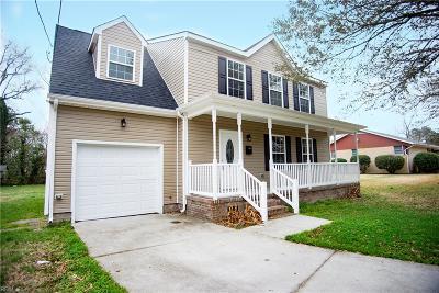 Hampton Single Family Home New Listing: 366 Woodland Rd