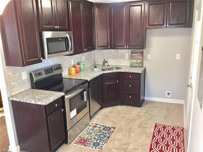 Portsmouth Single Family Home New Listing: 102 Bunche Blvd