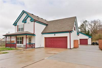 Chesapeake Single Family Home New Listing: 4227 Airline Blvd