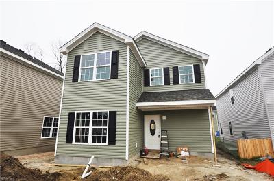Chesapeake Single Family Home New Listing: Mm Spruce W