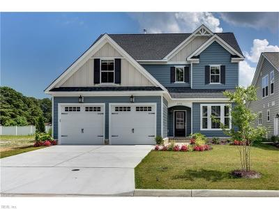 Virginia Beach Single Family Home New Listing: 815 Virginia Ave
