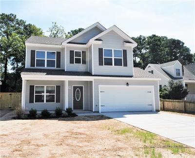 Chesapeake Single Family Home New Listing: Mm Magnolia 2 M