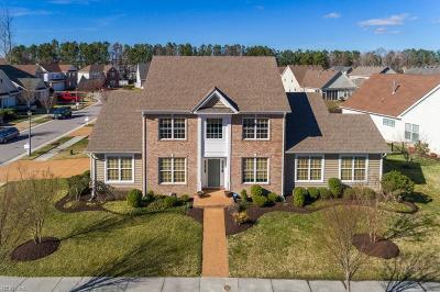 Virginia Beach Single Family Home New Listing: 2901 Enchanting Cir