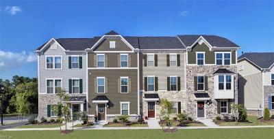 Virginia Beach Single Family Home Under Contract: 528 William Tiedeman Ln