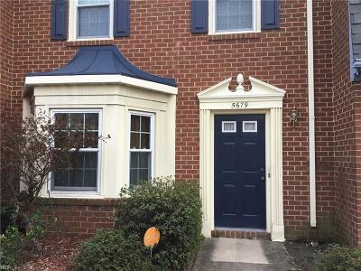Portsmouth Single Family Home New Listing: 5679 Rivermill Cir
