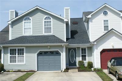 Virginia Beach Single Family Home New Listing: 4904 Kemps Lake Dr
