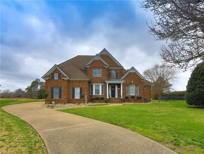 Suffolk Single Family Home For Sale: 5108 Sunrise Ct