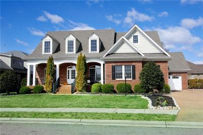 Suffolk Single Family Home Under Contract: 9502 North River Rd