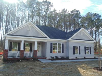Suffolk Single Family Home Under Contract: 4005 Michael Dr