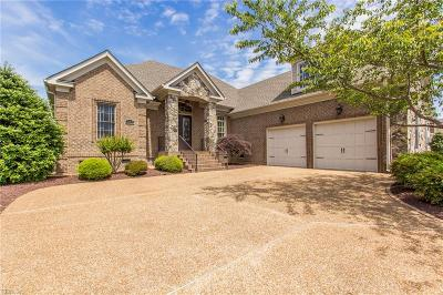 Suffolk Single Family Home For Sale: 3107 Summerhouse Dr