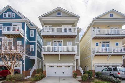 Norfolk Single Family Home For Sale: 9518 3rd Bay St #112