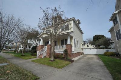 Portsmouth Single Family Home Under Contract: 1000 Naval Ave