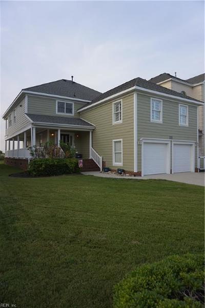 Norfolk Single Family Home For Sale: 3828 Bay Oaks Pl