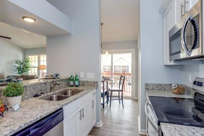 Single Family Home Under Contract: 3730 Towne Point Rd #B