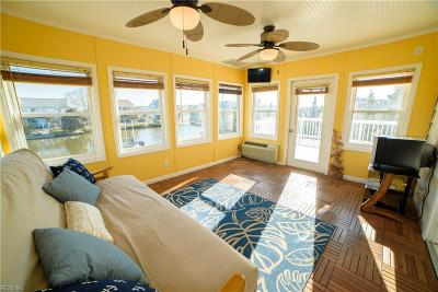 Sandbridge Beach Single Family Home For Sale: 2944 Sand Bend Rd