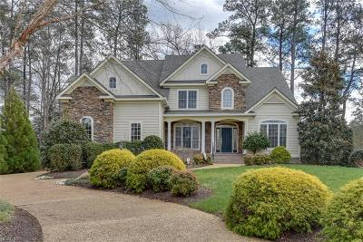 Suffolk Single Family Home For Sale: 5205 Sandstone Ct