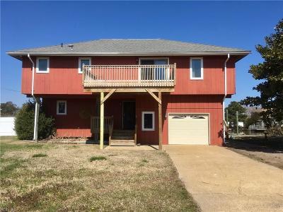 Virginia Beach VA Single Family Home New Listing: $645,000