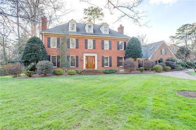 Virginia Beach VA Single Family Home New Listing: $1,099,990