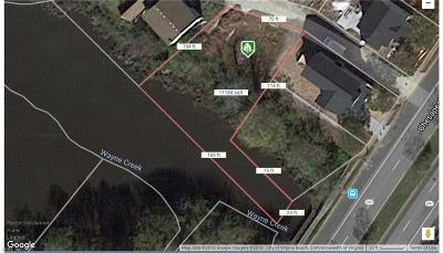 Norfolk Residential Lots & Land For Sale: 5701 Chesapeake Blvd