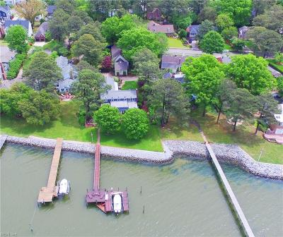 Norfolk Single Family Home New Listing: 6119 Studeley Ave