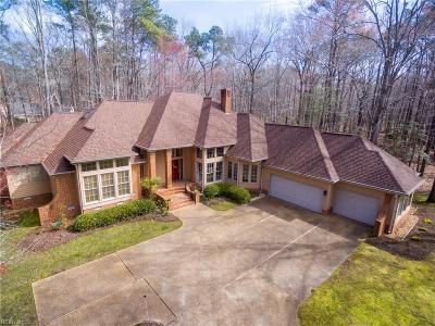 Hampton Single Family Home For Sale: 24 Riding Path