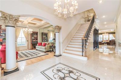 Virginia Beach VA Single Family Home New Listing: $1,299,000