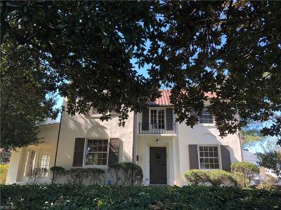 Portsmouth Single Family Home For Sale: 110 Park Rd