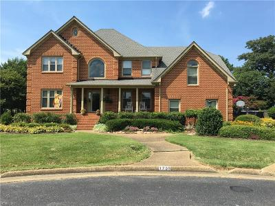 Virginia Beach VA Single Family Home New Listing: $695,000
