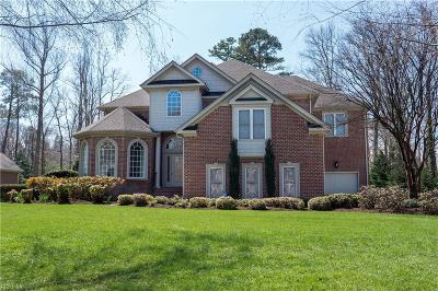 Virginia Beach VA Single Family Home New Listing: $865,000