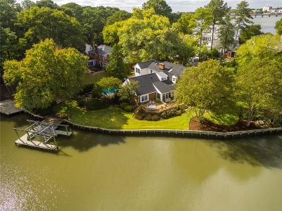 Norfolk Single Family Home Under Contract: 1348 Emory Pl