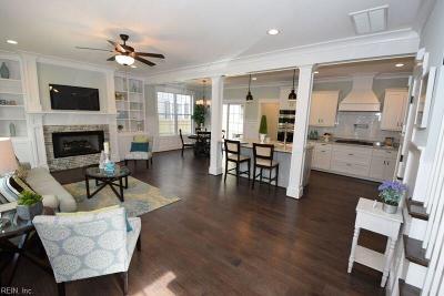 Virginia Beach VA Single Family Home New Listing: $699,800