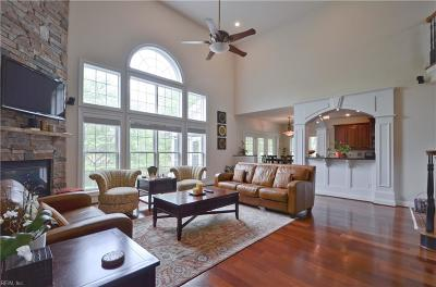 Suffolk Single Family Home For Sale: 6004 Spinnaker Cove Ct