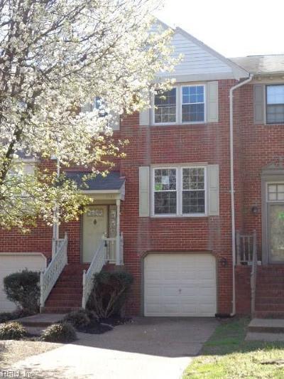 Virginia Beach VA Single Family Home New Listing: $192,900