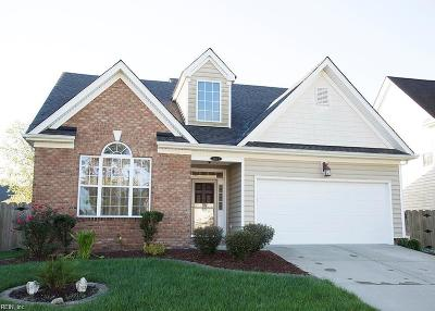 Virginia Beach VA Single Family Home New Listing: $375,900