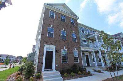 Hampton Single Family Home Under Contract: 201 Waterside Dr #13