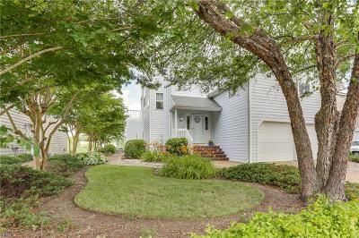 Hampton Single Family Home For Sale: 24 Channel Ln