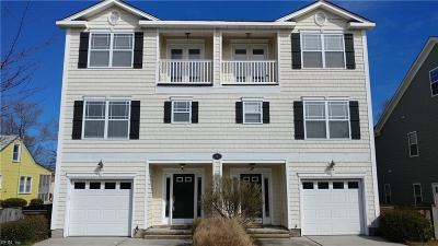 Virginia Beach VA Single Family Home New Listing: $385,000