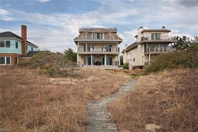 Virginia Beach VA Single Family Home New Listing: $2,100,000